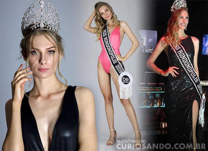 Miss Mato Grosso 2019 - Ingrid Santin