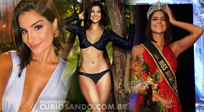 Miss Brasil 2019 - Júlia Horta