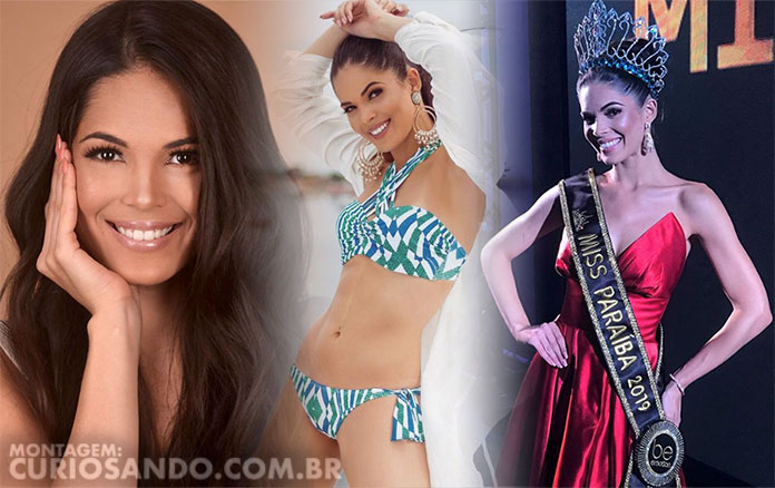 Miss Paraíba 2019 - Kennya Araújo