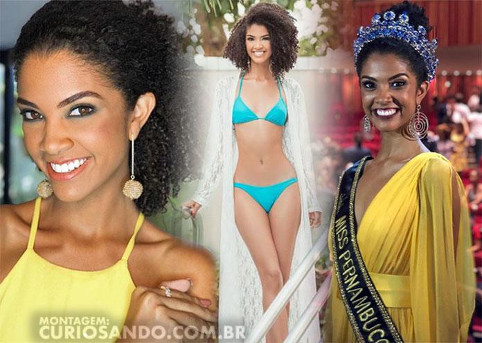 Miss Pernambuco 2019 - Bárbara Souza