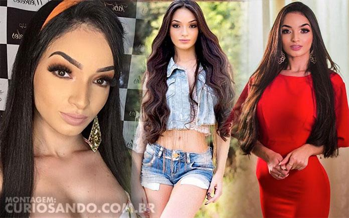 Miss Rondônia 2019 - Hunaide Horitham