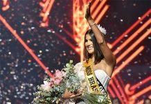 Foto da Miss Brasil 2019 Júlia Horta