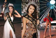 Giovanna Casagrande Miss Teen Earth 2019