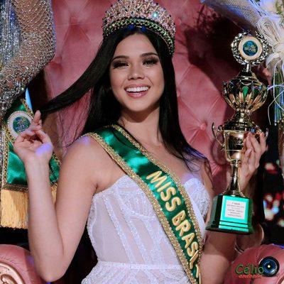 Cearense é eleita Miss Brasil Teen 2020