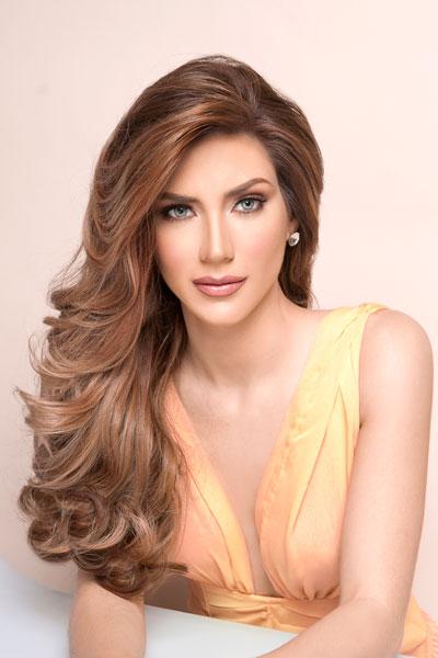 Foto da Miss Argentina - Mariana Varela