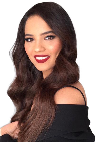 Foto da Miss Austrália - Priya Serrao