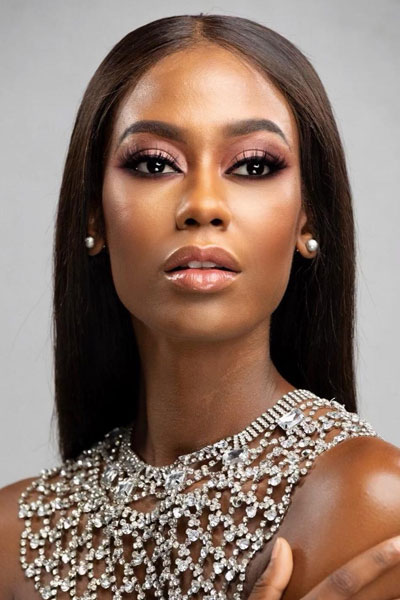 Foto da Miss Bahamas - Tarea Sturrup
