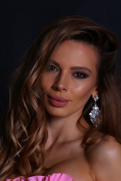Foto da Miss Bulgária - Lora Asenova