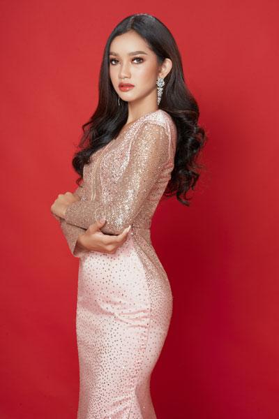 Foto da Miss Camboja - Somnang Alyna