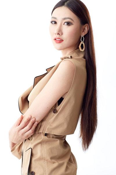 Foto da Miss Coreia do Sul - Lee Yeon-joo