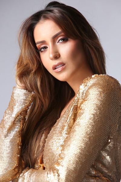 Foto da Miss Costa Rica - Paola Chacón Fuentes