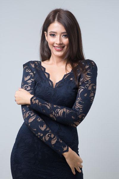 Foto da Miss Egito - Diana Hamed