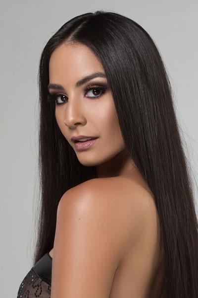 Foto da Miss El Salvador - Zuleika Soler