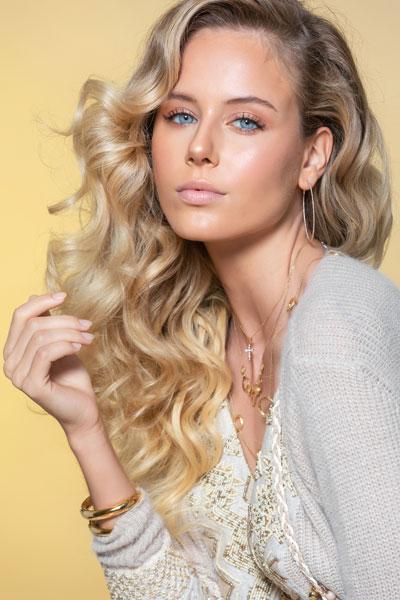Foto da Miss Espanha - Natalie Ortega