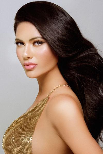 Foto da Miss Filipinas - Gazini Ganados