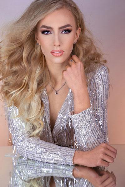 Foto da Miss Finlândia - Anni Harjunpää