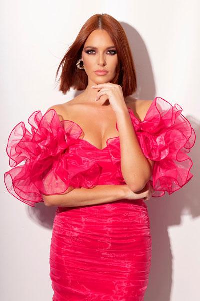 Foto da Miss França - Maëva Coucke