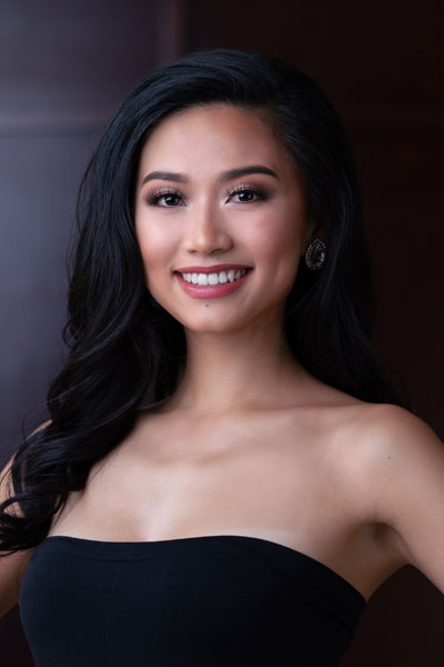 Foto da Miss Guam - Sissie Luo