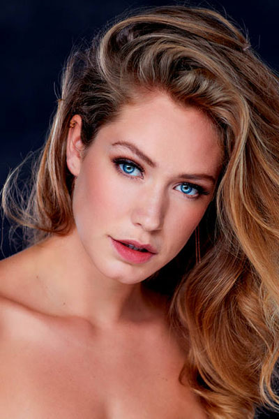Foto da Miss Holanda - Sharon Pieksma