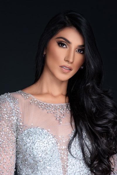 Foto da Miss Honduras - Rosemary Arauz