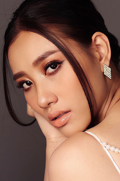 Foto da Miss Laos - Vichitta Phonevilay