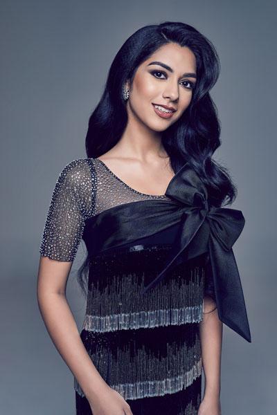 Foto da Miss Malásia - Shweta Sekhon