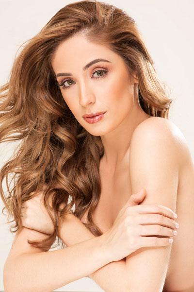 Foto da Miss Paraguai - Ketlin Lottermann