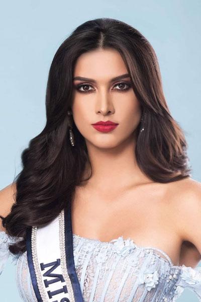 Foto da Miss Peru - Kelin Rivera