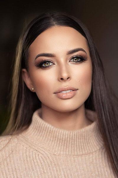 Foto da Miss Polônia - Olga Bulawa