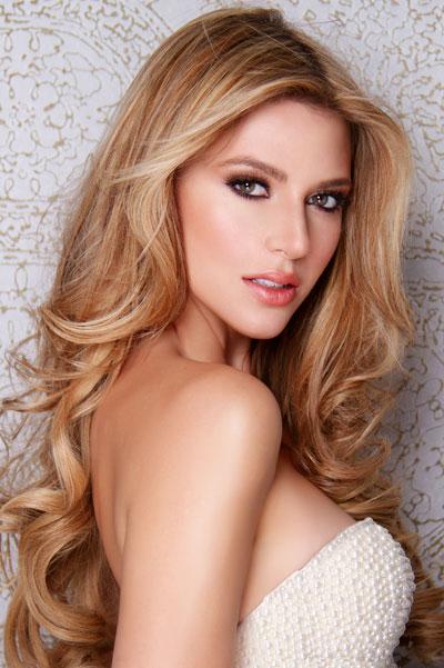 Foto da Miss Porto Rico - Madison Anderson