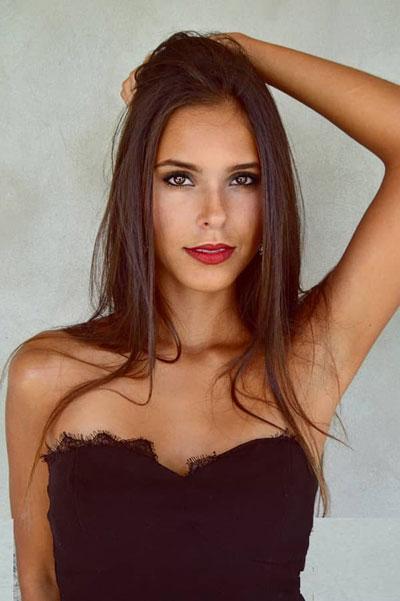 Foto da Miss Portugal - Sylvie Silva