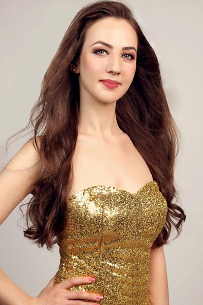Foto da Miss Romênia - Dorina Chihaia