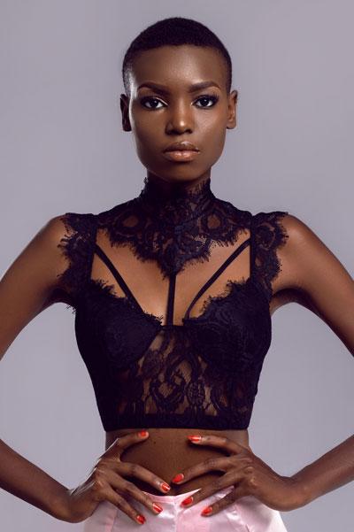 Foto da Miss Tanzânia - Shubila Stanton