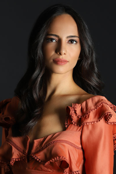 Foto da Miss Turquia - Bilgi Aydogmus