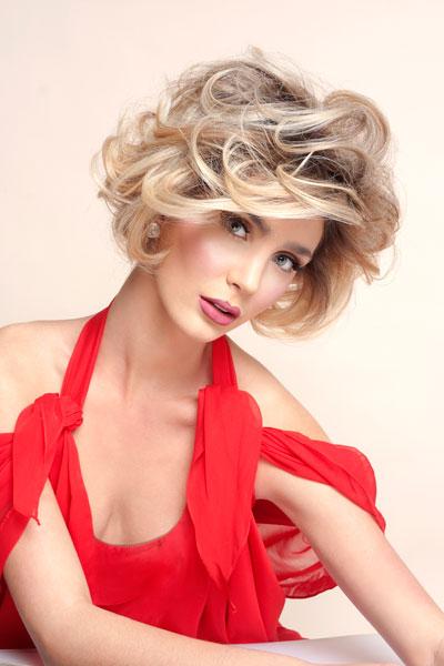 Foto da Miss Uruguai - Fiona Tenuta Vanerio
