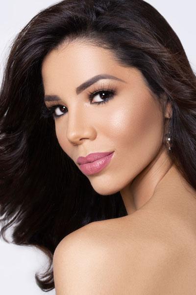 Foto da Miss Venezuela - Thalía Olvino