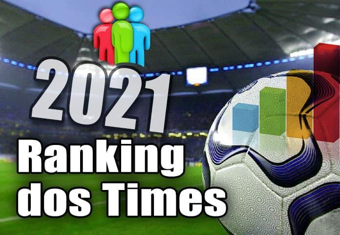Melhores times do Brasil e do mundo
