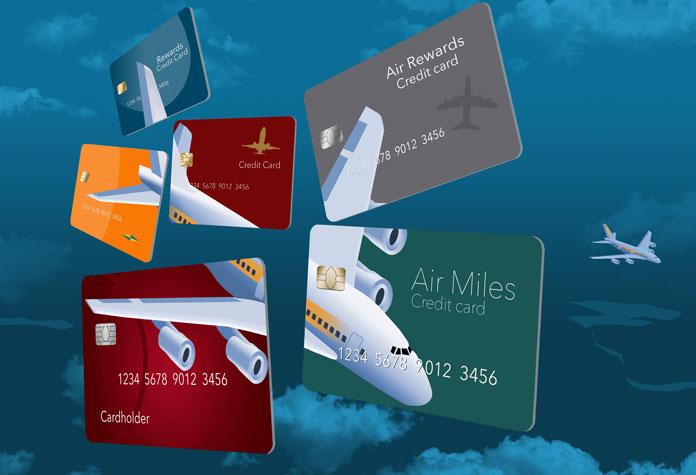 Pontos de cartões de crédito