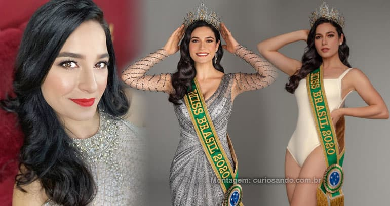 Julia Gama Miss Brasil 2020