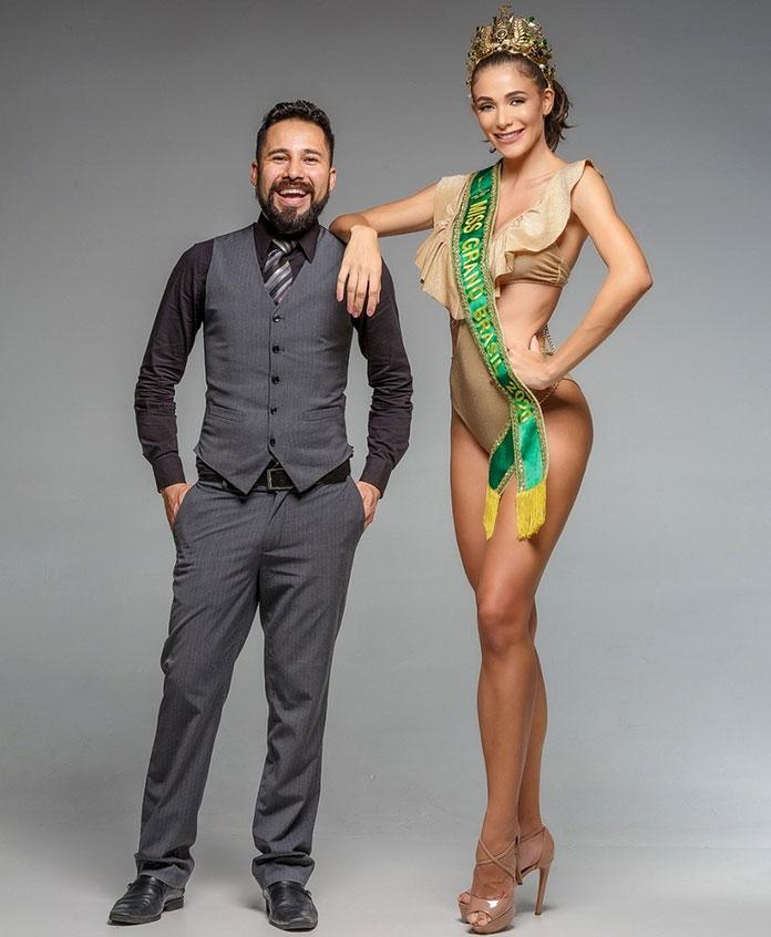 Lala Guedes e Paulo Filho