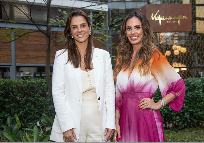Maricy Gattai e Renata Vichi