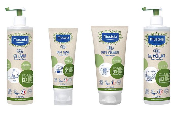 Para toda família: Mustela lança a Linha Bio, primeira linha orgânica certificada da marca