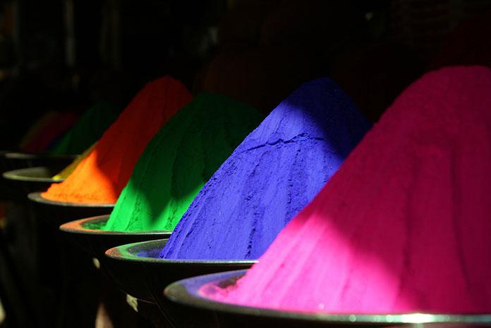 O poder das cores: Quais são as sensações que representam?