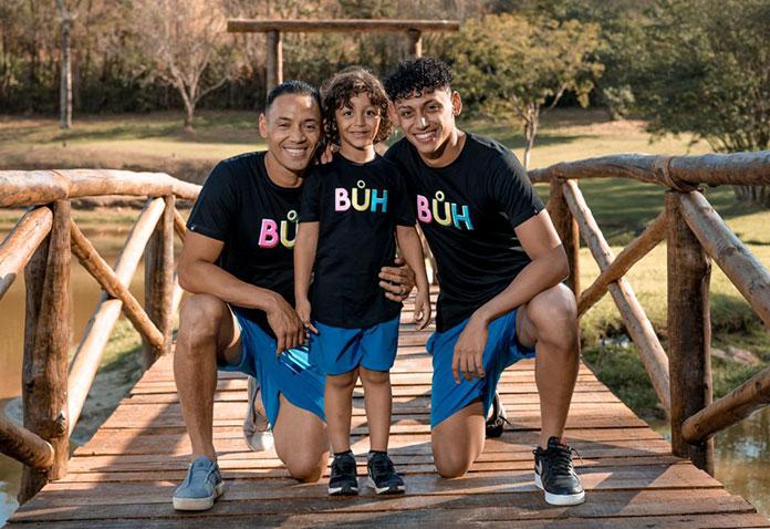 Ricardo Oliveira, Guilherme e Antony