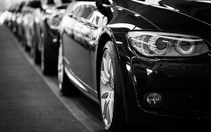 Os carros mais roubados