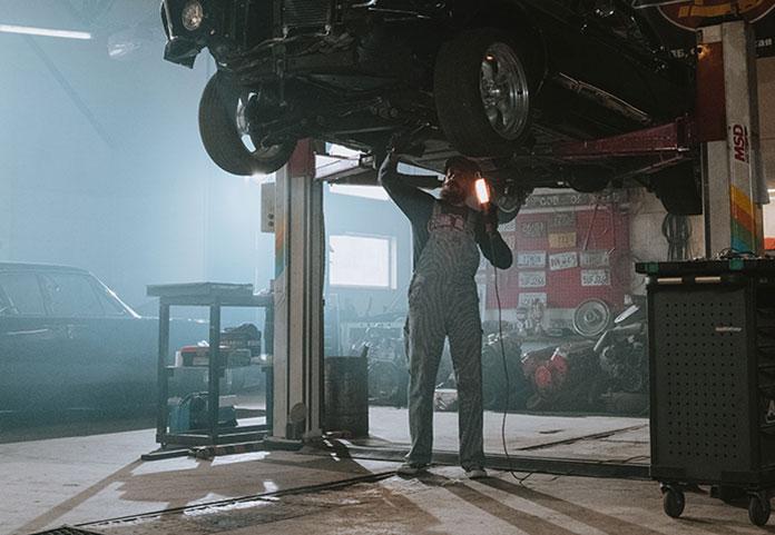 Oficinas mecânicas
