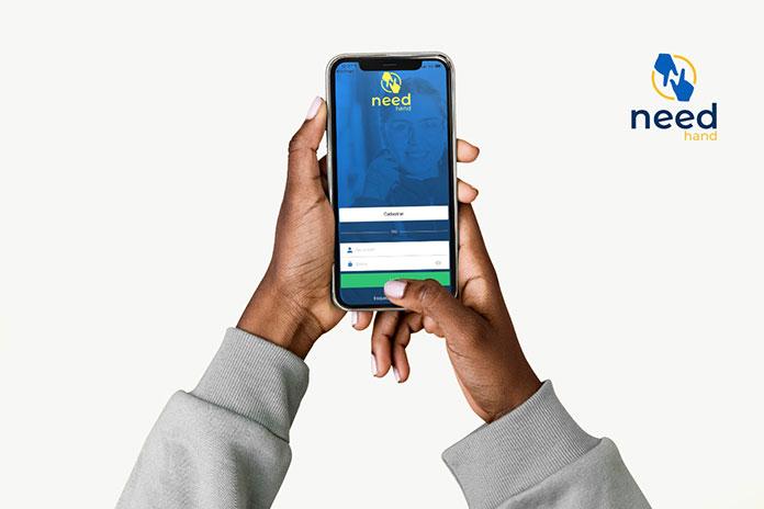Need Hand - aplicativo que conecta prestadores de serviço e clientes